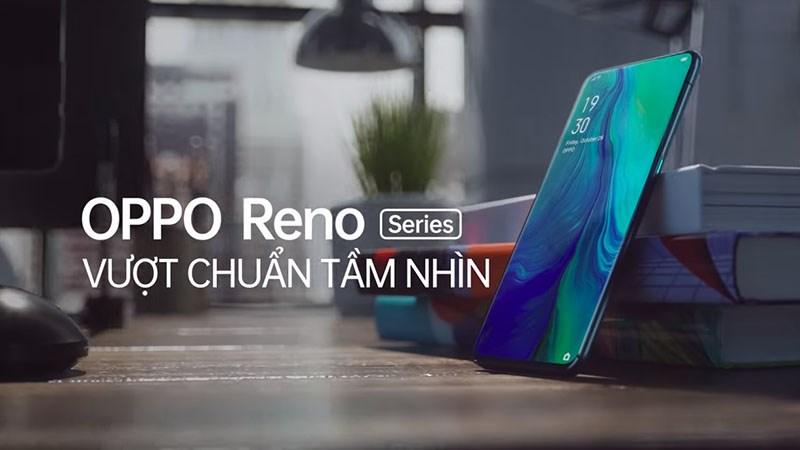 OPPO Reno series xuất hiện trong quảng cáo, chuẩn bị ra mắt tại VN
