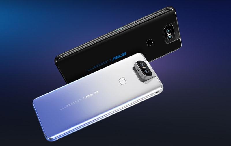 "ASUS ZenFone 6 ra mắt: Snapdragon 855, camera lật, pin ""khủng"""