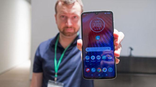 Đây là những smartphone dùng mạng 5G đã ra mắt, tốc độ hủy diệt wifi
