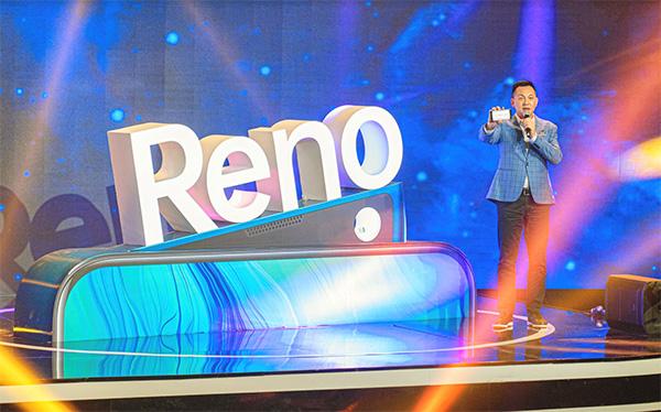 Vì sao OPPO Reno thu hút sự chú ý của tín đồ công nghệ?