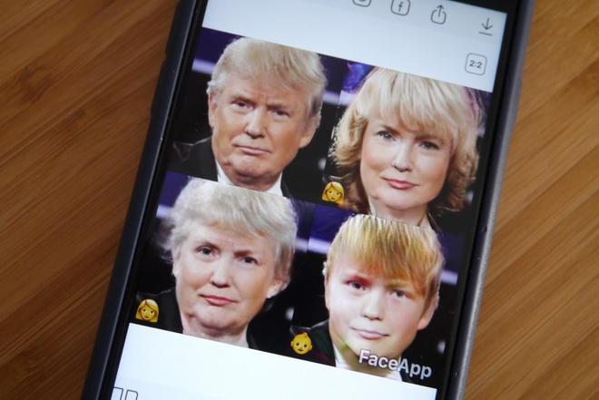 FaceApp bị cảnh báo toàn cầu, dân mạng VN ung dung khoe ảnh